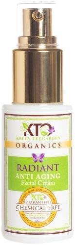 Kelly Teegarden Organics Radiant Anti Aging Moisturizing Cream, 1.18 OZ by Kelly Teegarden Organics