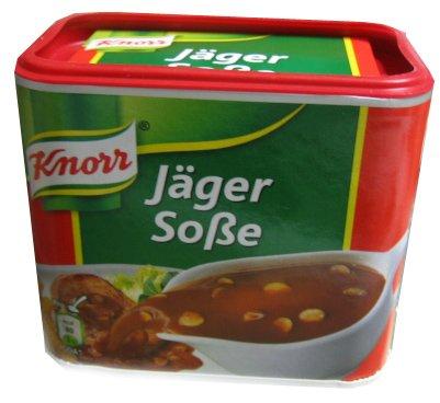 Jager Sauce (Hunter Sauce) (Knorr) 2 Liter