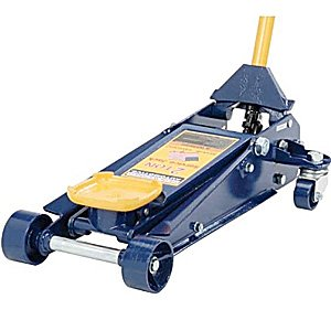 Hein-Werner HW93642 Blue Hydraulic Service Jack - 2 Ton Capacity (3 Ton Jack Case compare prices)