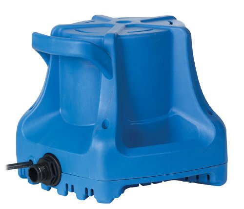 Little Giant Apcp-1700 1/3-Hp Automatic Pool Cover Submersible Pump