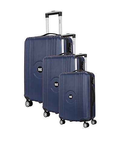Bag Stone Set 3 Trolley Rigido