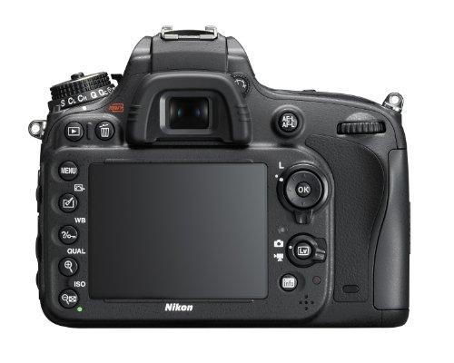Nikon-D610-Fotocamera-Reflex-Digitale-243-Megapixel-LCD-32-Pollici-SD-8-GB-Premium-Lexar-Nero-Nital-card-4-anni-di-garanzia