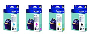 Brother Lc123 Value Pack includes Inkjet Cartridge - Assorted