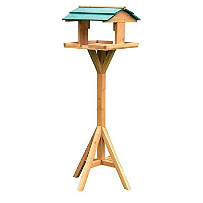 Kingfisher BF009 Traditional Bird Table