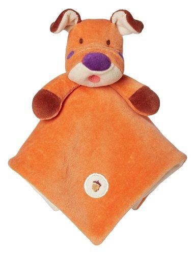My Natural Lovie Blankie, Orange Dog - 1