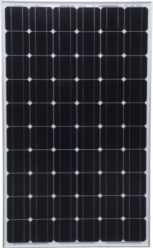 Grape Solar GS-S-250-Fab5 250-Watt Monocrystalline Solar Panel
