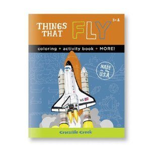 Crocodile creek Activity Book Thingsthatfly