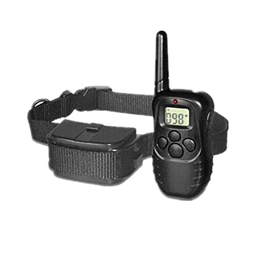 No:1 Remote Pet Training Collar With Lcd Display