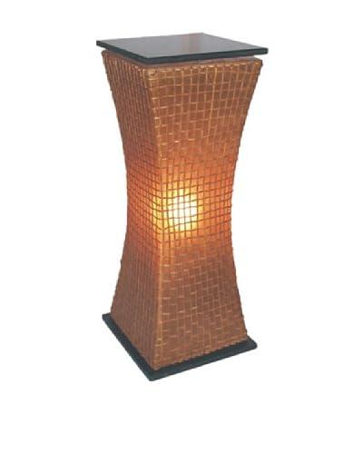 Jeffan International Modern Curves Pedestal Lamp