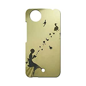 G-STAR Designer Printed Back case cover for Micromax A1 (AQ4502) - G5951