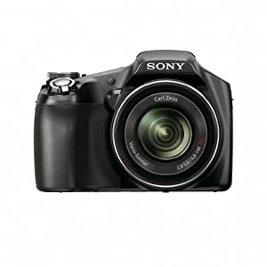 Sony Cyber-Shot DSC-HX100V 16.2 MP Exmor R CMOS Digital Still Camera with Carl Zeiss Vario-Tessar 30x Optical Zoom Lens and Full HD 1080 Video