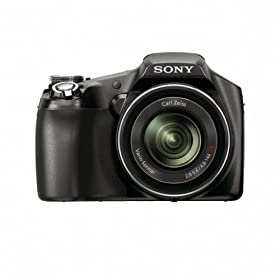 Sony Cyber-Shot DSC-HX100 16.2 MP Exmor R CMOS Digital Still Camera with Carl Zeiss Vario-Tessar 30x Optical Zoom Lens, 3D Sweep Panorama and Full HD 1080 Video