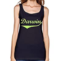 MKSD Womans Darwin Tops Black US Size