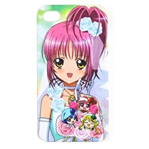 Shugo Chara Hard Case Cover for Iphone 4 / 4s - Amu Hinamori