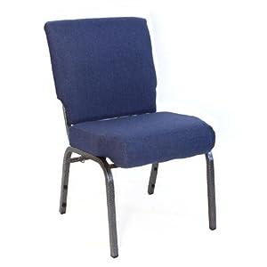 40 Piece Church Chair Package - Dark Blue