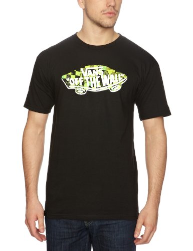 Vans Scan Check OTW Printed Men's T-Shirt