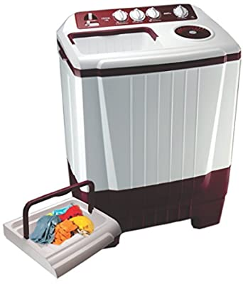 Onida Smart Care Ultra 75 Semi-automatic Top-loading Washing Machine (7.5 Kg, Lava Red)