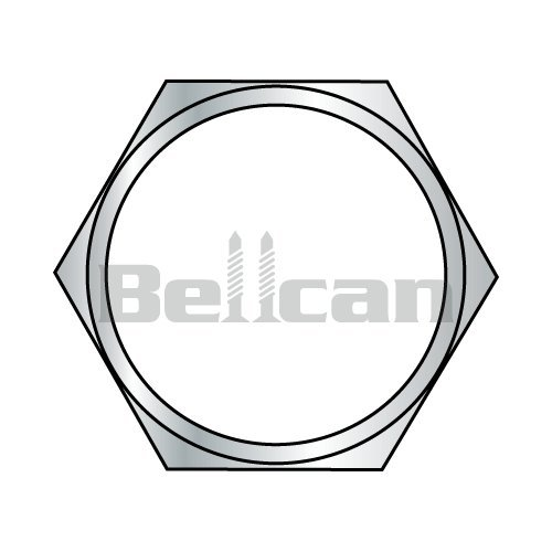 Bellcan BC-4609309NP Hex Panel Nut Zinc 15/32-32 X 3/32 (Box of 2000)