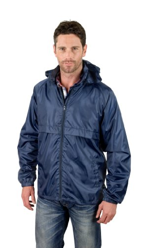 Result Core Waterproof Windcheater Coat Jacket - 8 Great Colours (S-xxl)