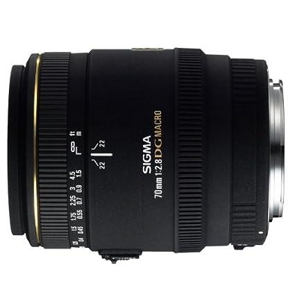 Sigma Objectif Macro 70 mm F2,8 EX DG - Monture Nikon