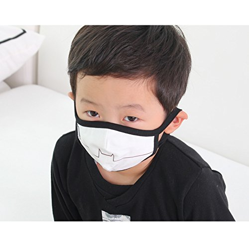 Organic Cotton Filtering Mask Children Dust Mask Early