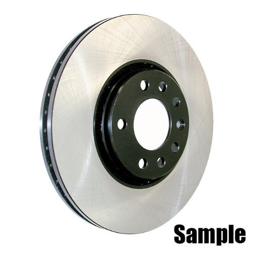 Centric Parts 120.45065 Premium Brake Rotor with E-Coating