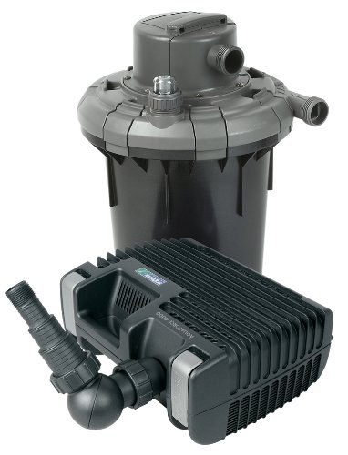 Hozelock Ecoclear 5500 Pond Pump and Filter