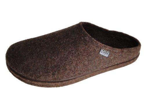 Cheap Andres Machado Women's Brown Alpine Slippers (B0049CLRVQ)