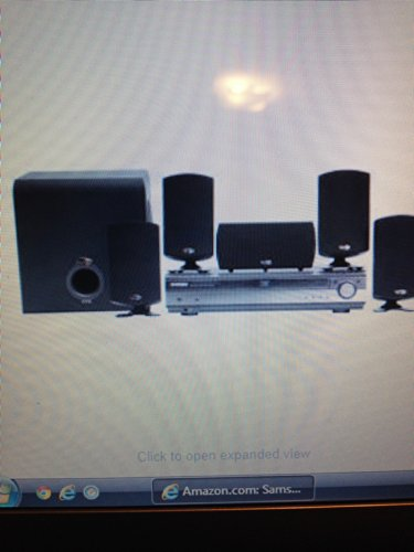 Klipsch( Ht-Sk5)7Pc. Home Theater Speaker System With Dvd Player With Sub.