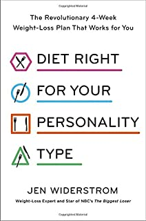 Book Cover: Diet Right for Your Personality Type: The Revolutionary 4-Week Weight-Loss Plan That Works for You
