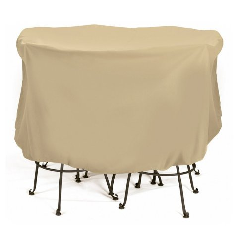 smart living 2d pf74005 bistro set cover with level 4 uv