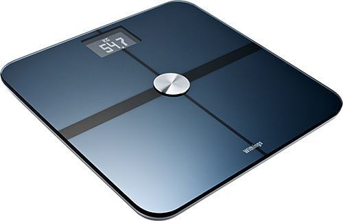 Withings WiFi Body Scale, Black