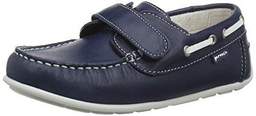 GarvalinDenia - Scarpe da Barca Bambino, Blu (Bleu (A Marino Sauvage)), 42 EU