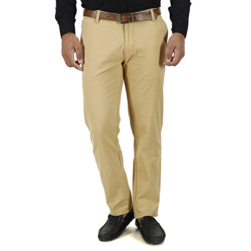 Mens-Formal-and-Casual-Pant-Stretch-Cotton-Regular-Fit-Green-Khaki-Gray-Blue-New-Model