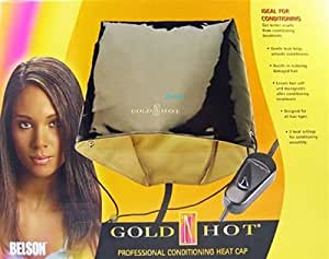 Gold 'N Hot Pro Conditioning Heat Cap, GH3400