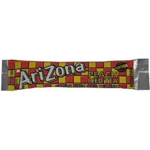 Arizona Sugar Free Peach Iced Tea Mix [90 Pieces] *** Product Description: 0.1 Oz Packet Makes 16.9 To 20 Oz Drink. Ingredients: Instant Tea, Maltodextrin, Natural Flavors, Malic Acid, Citric Acid, Sucralose, Acesulfame Potassium. ***