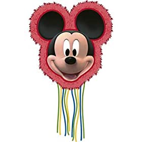 Click to buy Mickey Mouse pinata from Amazon!