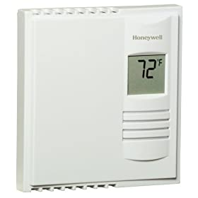 Honeywell YRLV310A1026/U Digital Non-Programmable Thermostat for Electric Baseboard Heating