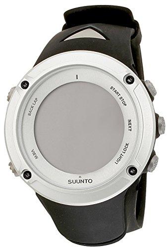 Multifunktionsuhr Armbanduhr/ Höhenmesser Suunto Ambit2 Silver HR mit Herzfrequenzmessung
