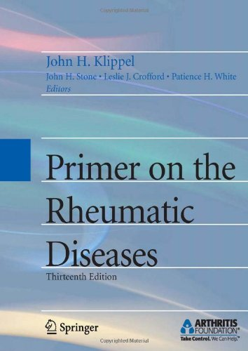 Primer On The Rheumatic Diseases (Primer On Rheumatic Diseases (Klippel))