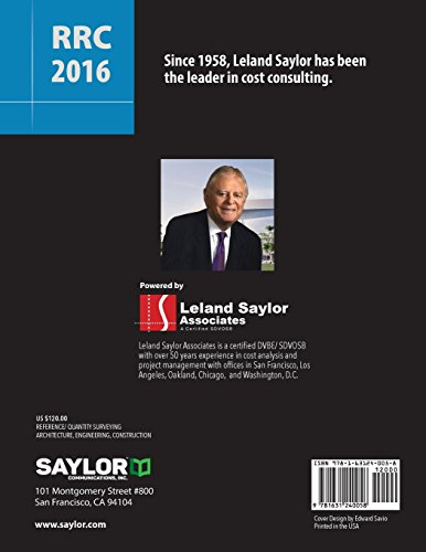 Saylor Remodeling/Repair Construction Costs 2016