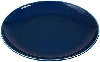 西海陶器 コモン プレート240mm ネイビー 13217