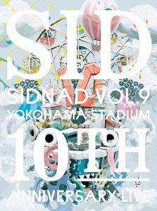 SIDNAD Vol.9~YOKOHAMA STADIUM~ <10th Anniversary LIVE> [DVD]