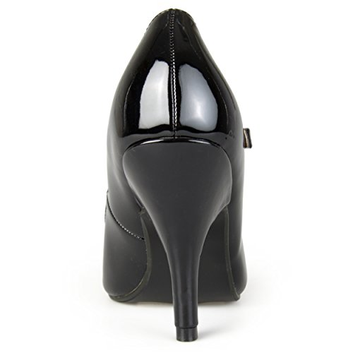 Brinley Co Women's Nelson 03 Dress Pump Regular & Wide Sizes 2