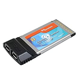 Syba SD-PCB-2F-G Notebook PCMCIA & Adaptor