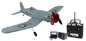 F4U Corsair 748-1 4CH 2.4GHz Electric RTF Remote Control RC Airplane (Color May Vary)