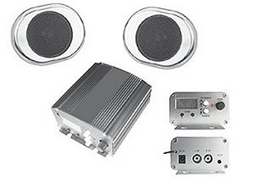 Motorrad Soundsystem Radio