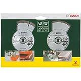 Bosch 2607019484 Disque diamant pour Meuleuse carrelage et maçonnerie 125 mm