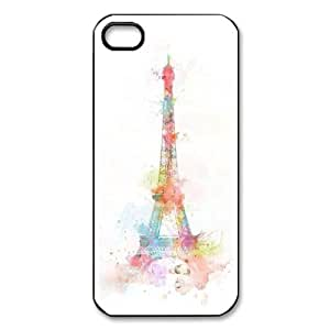 Protective The Effiel Tower Iphone 5 Case Well-designed Hard Case Cover Protector For iPhone 5