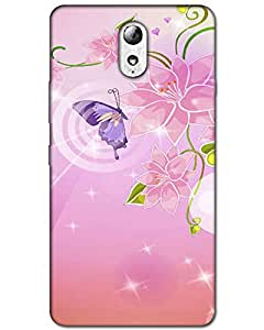 Lenovo Vibe P1m Back Cover Designer Hard Case Printed Cover